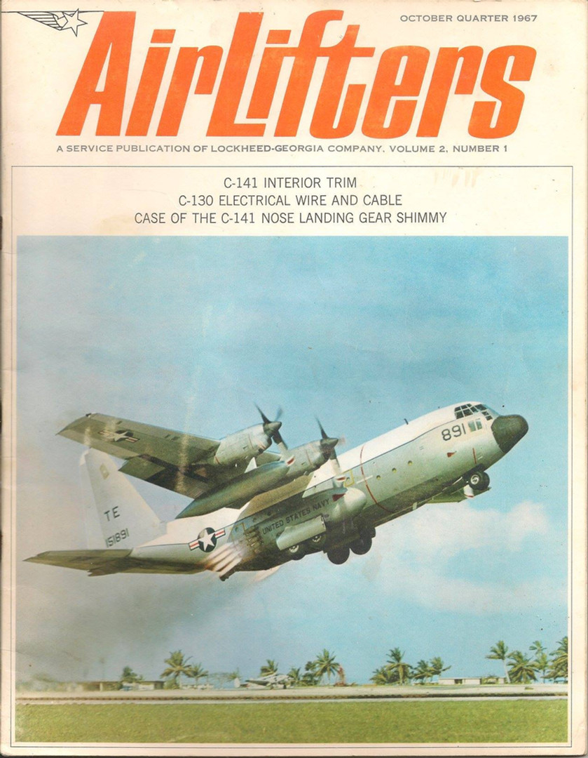 AirLifters Magazine