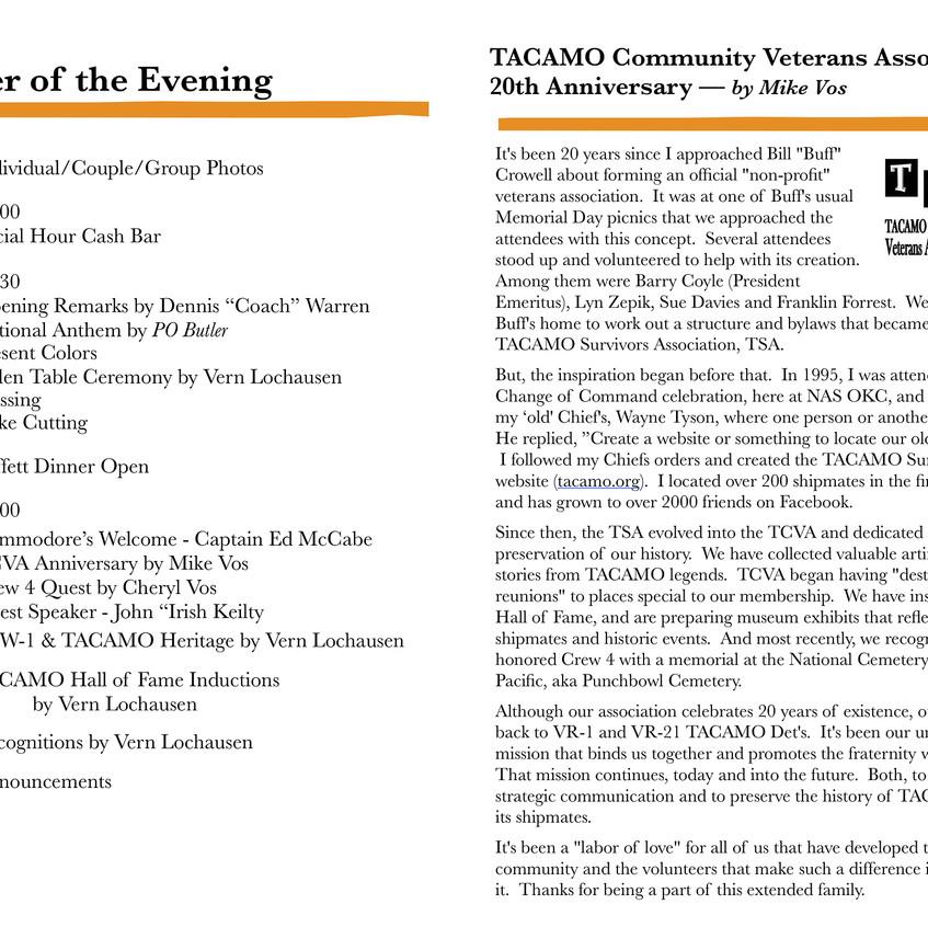 PROGRAM banquet - 2017 page2