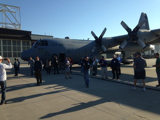 Flying the Mighty Herc: Then & Now