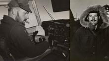 Antarctic Explorer, TACAMO Pioneer, Hurricane Hunter, 2012 TACAMO Hall of Fame Inductee