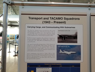 TACAMO Lands in Another Museum!!