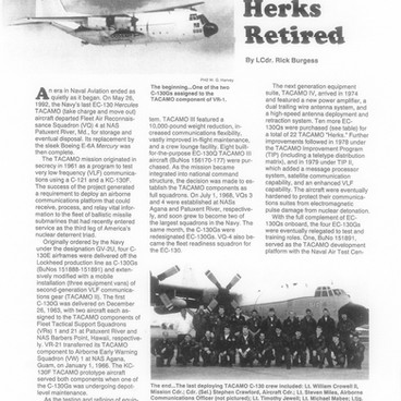 NavAvnNews Dec 92 Herc Retirements Artic