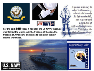 What does the Navy mean to you?