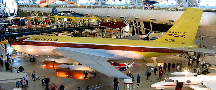 The Steven F. Udvar-Hazy Center, also called the Udvar-Hazy Center, is the Smithsonian National Air and Space Museum (NASM)'s annex at Washington Dulles International Airport in the Chantilly area of Fairfax County, Virginia