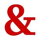ampersand-in-red-typewriter-style-custom