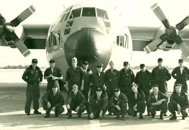 Crew 7 VQ 3 Fall of 1973
