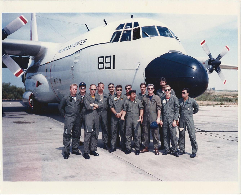 891 Naval Test Center