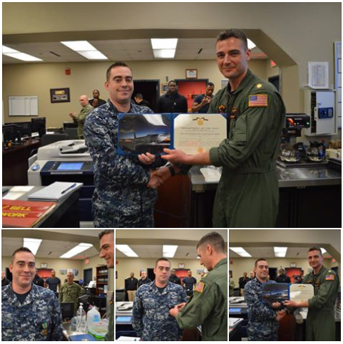 Navy & Marine Corps Achievement Medal  Awarded