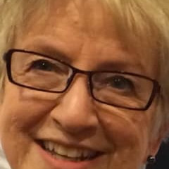TACAMO Fallen Veteran's Wife (Darrell Tapp) & TCVA Volunteer - Sandra Tapp