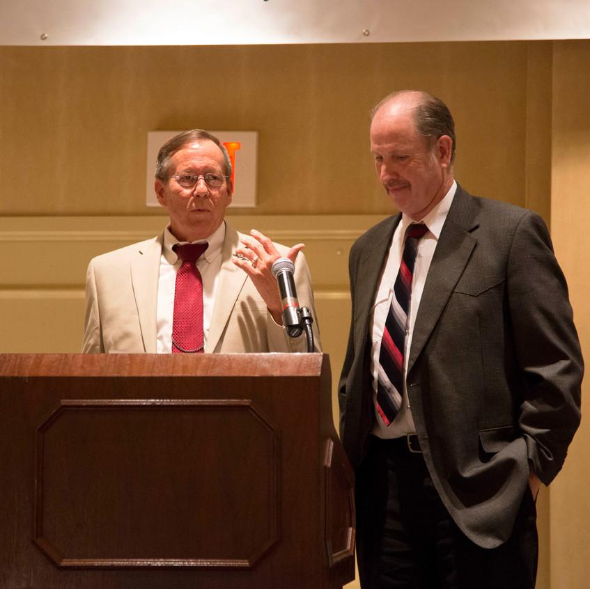 Vern Lochausen & Phil Miller
