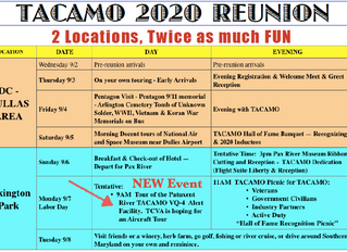 2020 TACAMO Reunion Update