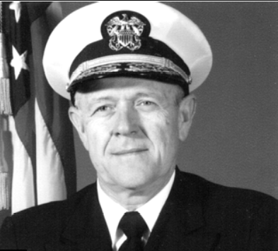 Attention to Passing of TACAMO's Genesis's Service and Burial- VADM Jerry Tuttle. RDML