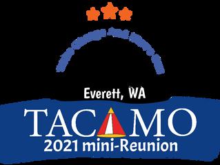 Registration & Hotel Reservation Links to 2021 TACAMO mini-Reunion in Everett, Washington