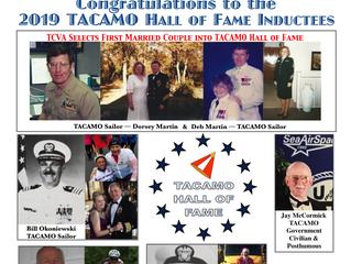2020 TACAMO HALL OF FAME INDUCTEES Selection POSTPONED!