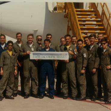 rFirst E-6 Operational Mission Completed