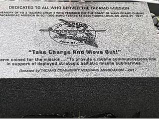 TACAMO MEMORIAL DAY