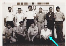 Services for TACAMO Fallen Veteran - Laurie Shappie, VQ-3
