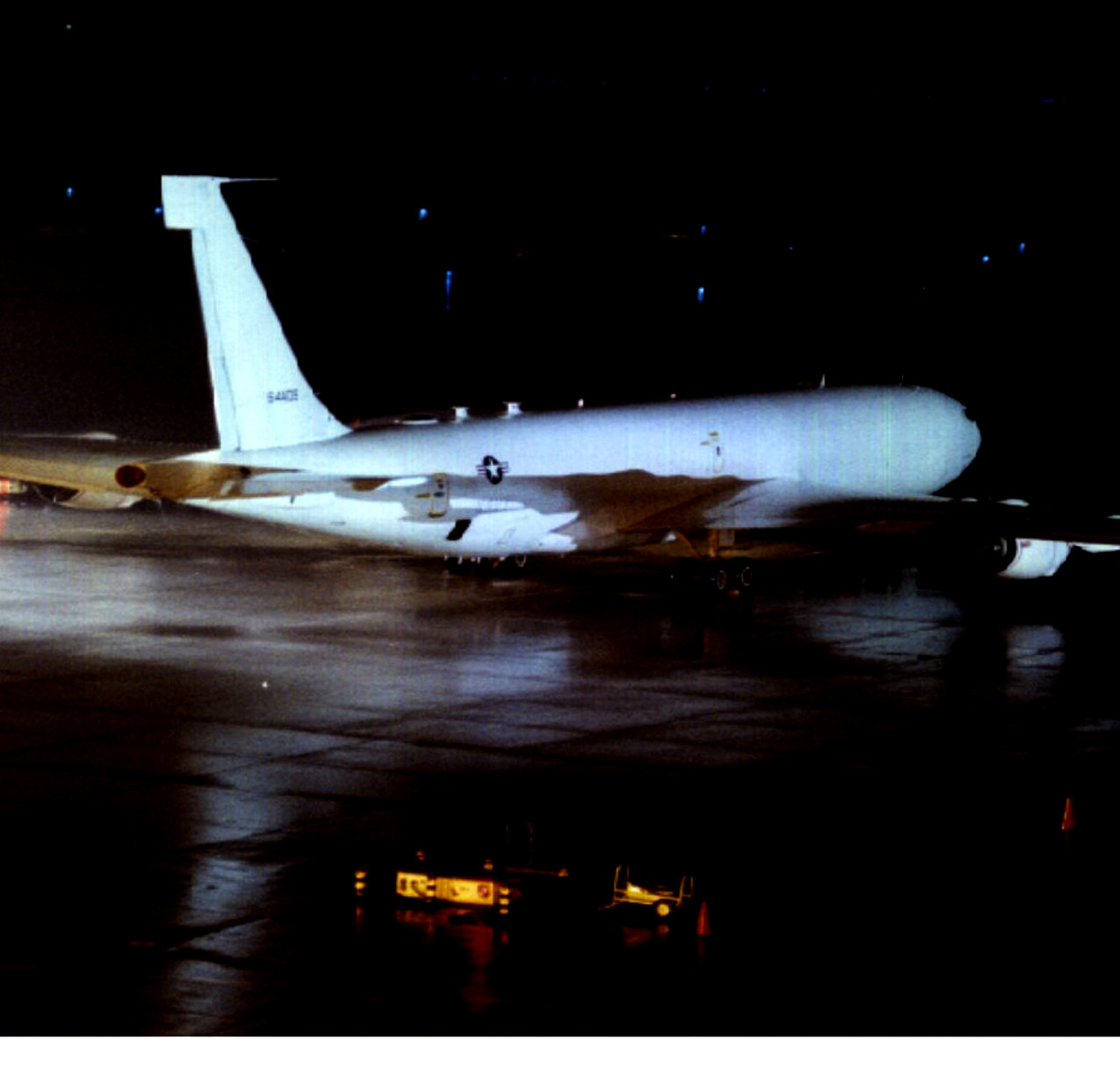 E-6A At Night