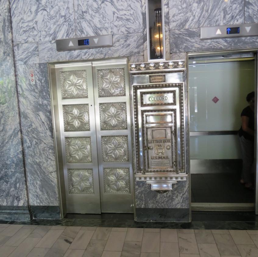 Colcord Hotel  Elevators