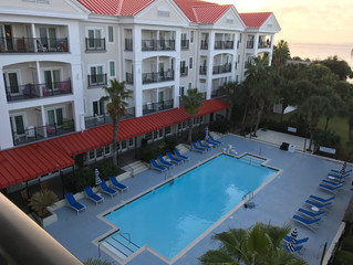 2018 TCVA Reunion Hotel - Charleston Harbor Resort & Marina