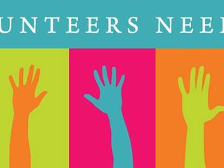 TCVA Volunteer Opportunities
