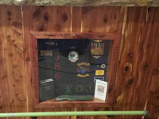 TACAMO Shadow Boxes by Dang Ol' Woodworks in OKC