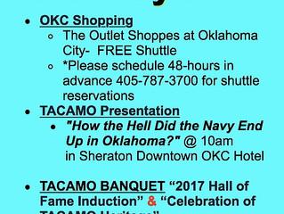 "2017 TACAMO Reunion  ""Saturday Events"""