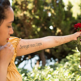 Allison Acomb, Stronger Than I Seem, Alli Dru's