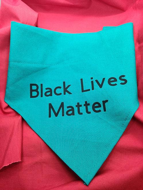 Black Lives Matter Bandanna
