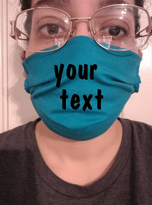Personalized Face Mask