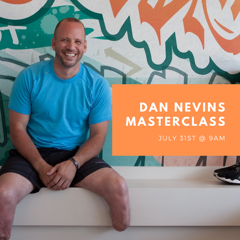 Dan Nevins Masterclass