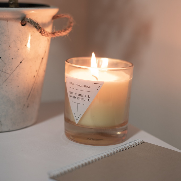 Yoga and Candle Workshop