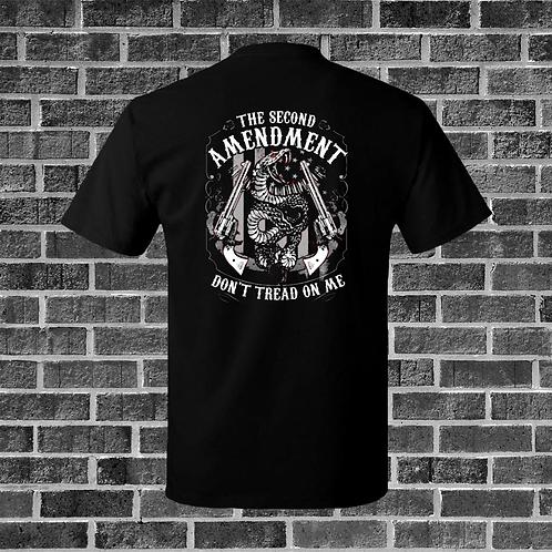 Second Amendment Don't Tread On Me T-Shirt