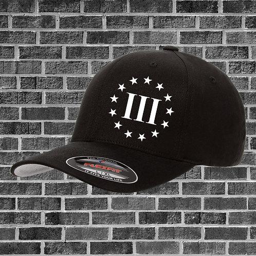 Threepercenter Flexfit Hat