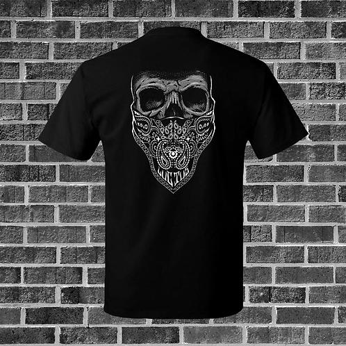 Skull Bandana T-Shirt