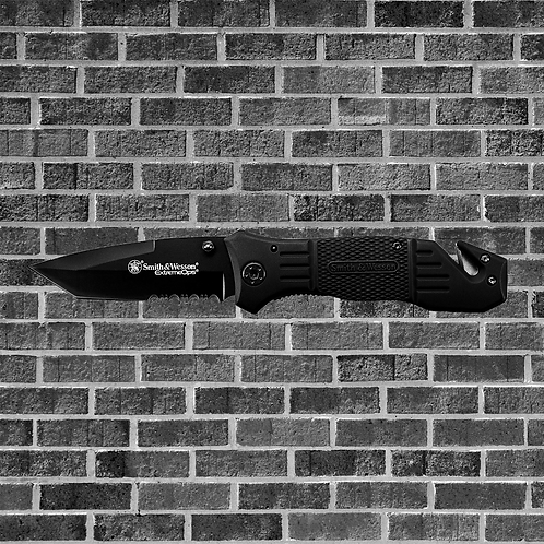 Smith and Wesson Tactical Folding Knife
