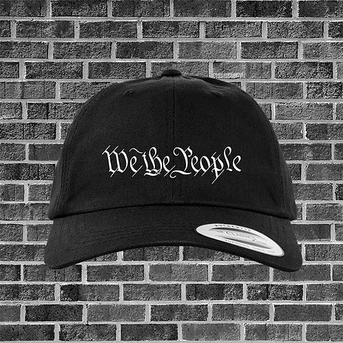 We The People Classic Dad Hat