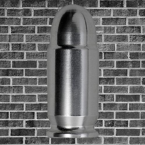 1 oz Silver Bullet - .45 Caliber ACP