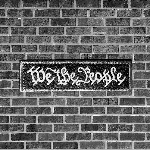 We The People Patch