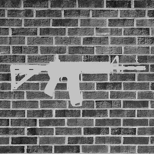 AR-15 Sticker
