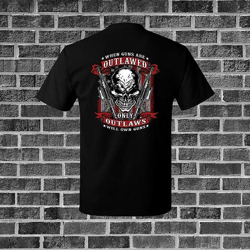 When Guns Are Outlawed T-Shirt