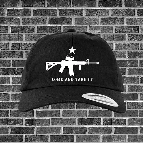 Come And Take It Classic Dad Hat