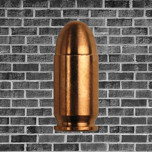 1 Ounce Copper .45 Bullet