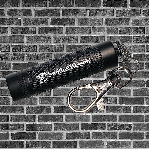 Smith and Wesson Key Chain Flashlight