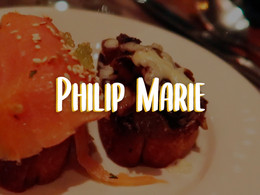 Cena Romántica En Philip Marie NYC