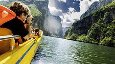 Aventura por Chiapas
