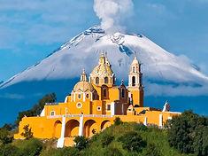 Viaja a Puebla