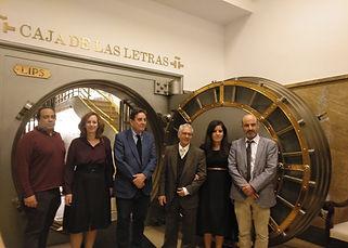 Caja de las Letras legado de José Balza