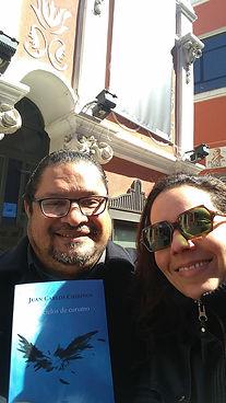 Juan Carlos Chirinos y Karen Lentini Gómez
