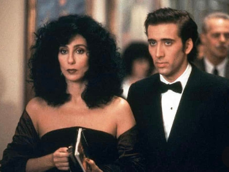 """Films that Shaped Me Part 1: The Ungovernable Love of """"Moonstruck"""""""